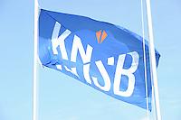 INLINE SKATEN: ALMERE: 31-05-2013, NK Inline Skaten, KNSB vlag, ©foto Martin de Jong