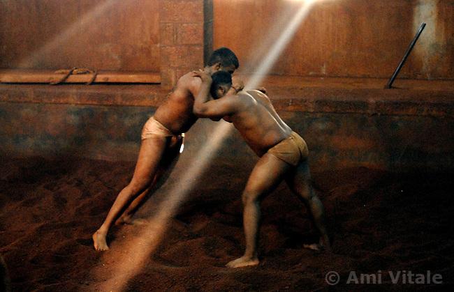naked wrestling ancient greek men