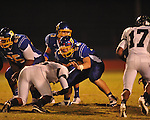 Oxford High's Hunter McCullough (54) vs. Lake Cormorant in Oxford, Miss. on Friday, October 5, 2012. Oxford High won 26-0.