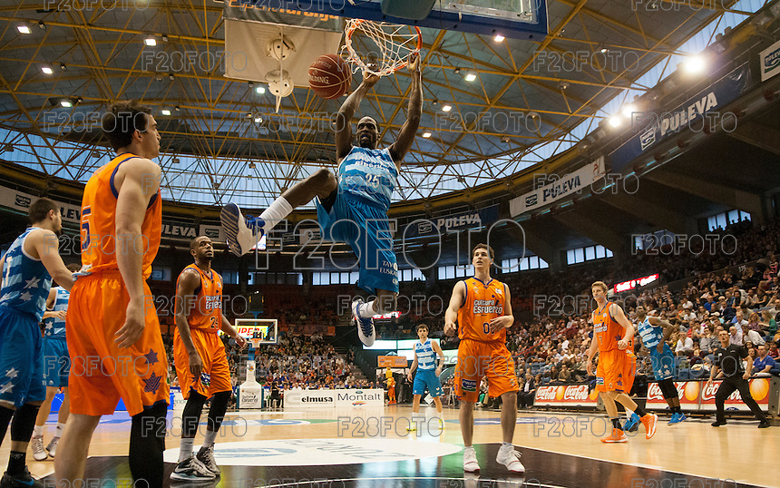 4.Valencia Basket - Lagun Aro (20-4-2013)