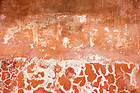 Orange Pain Peeling textured background