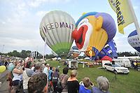 ALGEMEEN: JOURE: 24-07-2013, Ballonfeesten Joure, Openingsavond, ©foto Martin de Jong