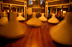 Istanbul, the Whirling Dervishes, Sema performance