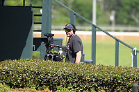 HOT SPRINGS, AR - APRIL 15: Scenery before the Count Fleet Sprint Handicap at Oaklawn Park on April 15, 2017 in Hot Springs, Arkansas. (Photo by Justin Manning/Eclipse Sportswire/Getty Images)