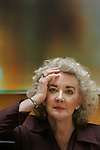 "Julia Cameron, author of the wildly popular ""The Artist s Way"",  a 1992 book that has become a movement, having sold 2 million copies. Cameron recently published her memoir  ""Floor Sample""  which details for the first time her alcohol and drug addiction and her own struggle with mental illness. photographed June 7, 2006 in Los Angeles, Ca."
