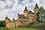 The Château de Puymartin is located near Sarlat in the Dordogne departement. It was built in the 13th century and has been owned by members of the same family since 1450.