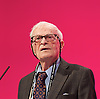 Labour Party Conference<br /> at Manchester Central, Manchester, Great Britain <br /> 24th September 2014 <br /> <br /> Harry Smith <br /> speaking during the Health &amp; Care debate <br /> <br /> <br /> <br /> Photograph by Elliott Franks <br /> Image licensed to Elliott Franks Photography Services