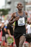 Falmouth Road Race, Samuel Ndereba