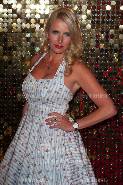 Nancy Sorrell arriving for the 2014 British Soap Awards, at the Hackney Empire, London. 24/05/2014 Picture by: Dave Norton / Featureflash