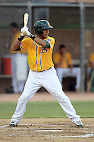 Luis Baez - 2012 AZL Athletics (Bill Mitchell)