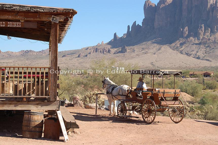 Goldfield Ghost Town - Goldfield, Arizona   Eduardo Barraza ...