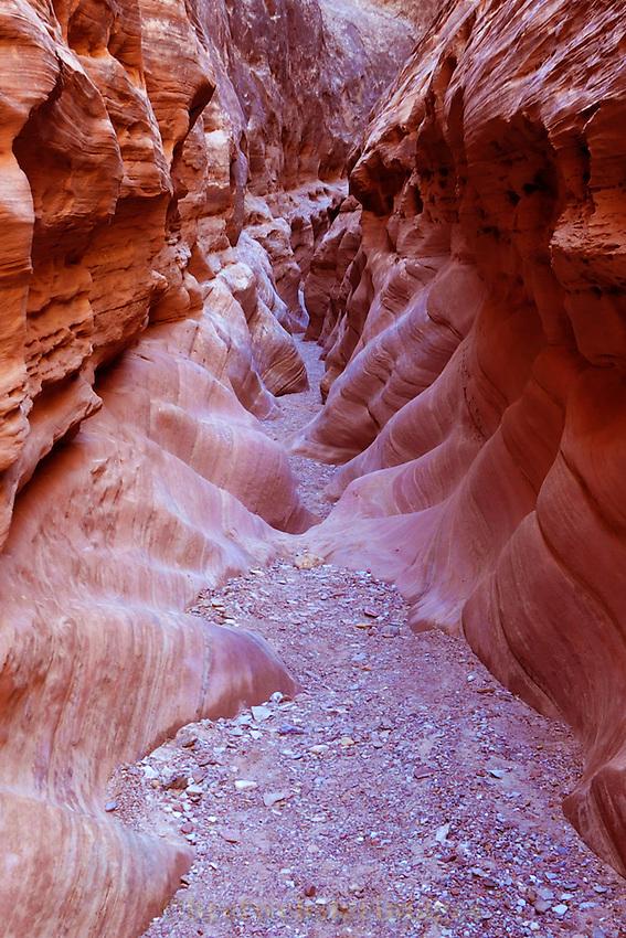 Little Wild Horse Canyon in the San Rafael Swell