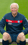 St Johnstone FC...Season 2011-12.Atholl Henderson, coach.Picture by Graeme Hart..Copyright Perthshire Picture Agency.Tel: 01738 623350  Mobile: 07990 594431