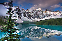 Moraine Lake 7:03 AM