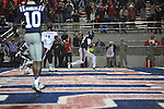Ole Miss wide receiver Donte Moncrief (12) makes a touchdown catch vs. Texas A&amp;M at Vaught-Hemingway Stadium in Oxford, Miss. on Saturday, October 6, 2012. Texas A&amp;M rallied from a 27-17 4th quarter deficit to win 30-27.
