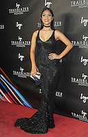 """NEW YORK, NY - June 23:Geena Rocero attends Logo's  2016 """"Trailblazer Honors""""June 23, 2016 at The Cathedral of St. John the Divine  in New York City .  Photo Credit: John Palmer/ MediaPunch"""