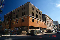1995 October 19..Redevelopment.Tidewater Community College..TCC PROGRESS & DRAWINGS - DURING..NEAR PV7.OLD WOOLWORTH BUILDING..NEG#.NRHA#..