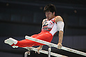 Koji Yamamuro (JPN), JULY 2nd, 2011 - Artistic gymnastics : Japan Cup 2011 .Men's Team Competition Rings at Tokyo Metropolitan Gymnasium, Tokyo, Japan. (Photo by YUTAKA/AFLO SPORT)