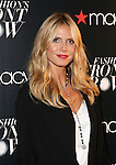 Heidi Klum at MACY&rsquo;S PRESENTS FASHION&rsquo;S FRONT ROW<br />