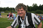 26 August 2007: Sports photographer Howard Curtis Smith. The National Soccer Hall of Fame Induction Ceremony was held at the National Soccer Hall of Fame in Oneonta, New York.