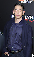 NEW YORK, NY-October 14: Mason Lee at NYFF54 Special Wortldf Premiere Presentation Billy Lynn's Halftime Walk at AMC Lincoln Square in New York.October 14 , 2016. Credit:RW/MediaPunch