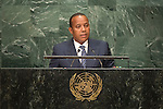 Sao Tome and Principe<br /> H.E. Mr. Patrice Emery Trovoada<br /> Prime Minister<br /> <br /> General Assembly Seventy-first session, 17th plenary meeting<br /> General Debate
