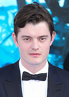 HOLLYWOOD, LOS ANGELES, CA, USA - MAY 28: Sam Riley at the World Premiere Of Disney's 'Maleficent' held at the El Capitan Theatre on May 28, 2014 in Hollywood, Los Angeles, California, United States. (Photo by Xavier Collin/Celebrity Monitor)