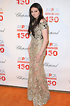 Actress, Singer and Song writer Meredith O'Connor attends the 19th Annual ASPCA Bergh Ball held at The Plaza Hotel - Grand Ballroom