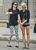 AUG 29 Kendall Jenner and Hailey Baldwin in New York City