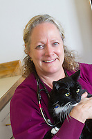Veterinarian Tracy  Fuelleman