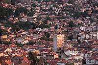 Cityview of Sarajevo