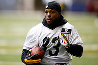 Steelers Practice: January 8, 2016