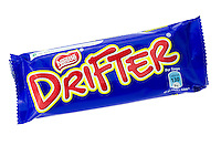 Nestle Drifter Chocolate Bar - Jan 2014.