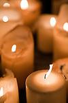 Candles, Dublin, Ireland