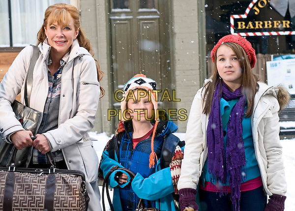 Lauren Holly, Azer Greco, Torri Webster<br /> in The Town Christmas Forgot (2010)<br /> *Filmstill - Editorial Use Only*<br /> CAP/NFS<br /> Image supplied by Capital Pictures