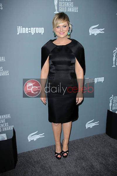 Amy Poehler<br /> at the 15th Annual Costume Designers Guild Awards, Beverly Hilton, Beverly Hills, CA 02-19-13<br /> David Edwards/DailyCeleb.com 818-249-4998