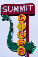 Signs - Diner signs, neon signs, antique signs, menu signs, food signs, advertisting signs
