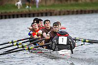 Division 1 - Morning Short Course - Gloucester Spring Head 2017