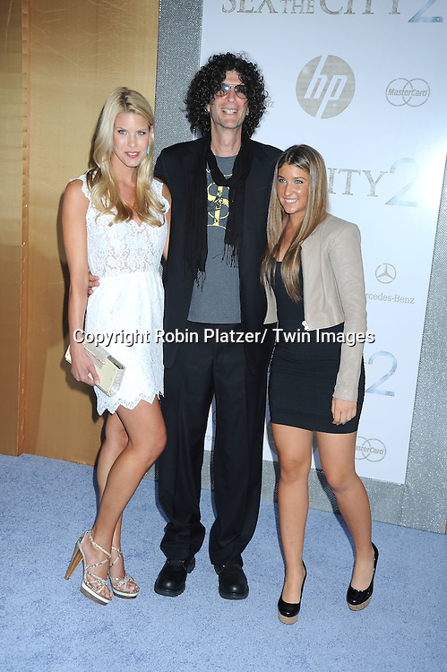 Howard Stern Daughters At Birthday Bash