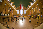 New York City, Central Railway Station