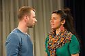 London, UK. 25.09.2014. NEXT FALL, by Geoffrey Nauffts, directed by Luke Sheppard, opens at Southwark Playhouse. Photograph © Jane Hobson.