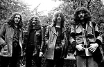 Black Sabbath 1970 Bill Ward, Geezer Butler, Ozzy Osbourne and Tony Iommi<br /> &copy; Chris Walter