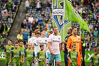 Seattle Sounders FC vs West Ham United, July 5, 2016