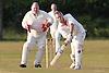 Bournemouth University  Staff BECL - 1st XI against Horizon Honda - 1st XI - 1st June 2011 -  Bournemouth Evening Cricket League