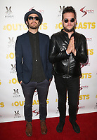 WESTWOOD, CA - April 13: Peter Daily, William Henry, At Premiere Of Swen Group's &quot;The Outcasts&quot; At The Landmark Regent  In California on April 13, 2017. <br /> CAP/MPIFS<br /> &copy;MPIFS/Capital Pictures