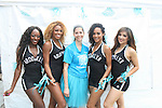 BROOKLYNETTE DANCERS and T.E.A.L. CEO Pamela Esposito-Amery at the 6th Annual T.E.A.L Walk/Run Held in Prospect Park Brooklyn New York