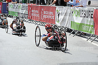 Competitor Steven Arnold during the Abergavenny Festival of Cycling &quot;Para Grand Prix of Wales&quot; race on Sunday 17th 2016<br /> <br /> <br /> Jeff Thomas Photography -  www.jaypics.photoshelter.com - <br /> e-mail swansea1001@hotmail.co.uk -<br /> Mob: 07837 386244 -