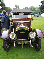 Rover Open Tourer 1914