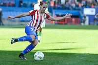 ATLETICO DE MADRID v FC BARCELONA. La Liga Femenina 2016-2017.