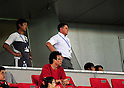 Dragan Stojkovic (Grampus), SEPTEMBER 18, 2011 - Football / Soccer : Nagoya Grampus head coach Dragan Stojkovic watches from the stands during the 2011 J.League Division 1 match between Kashima Antlers 1-1 Nagoya Grampus Eight at Kashima Soccer Stadium in Ibaraki, Japan. (Photo by AFLO)